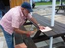Bau der Solaranlage_10