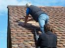 Bau der Solaranlage_13