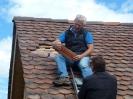 Bau der Solaranlage_19