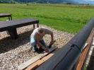 Bau der Solaranlage_22