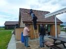 Bau der Solaranlage_2