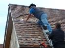Bau der Solaranlage_7