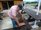 Bau der Solaranlage_9